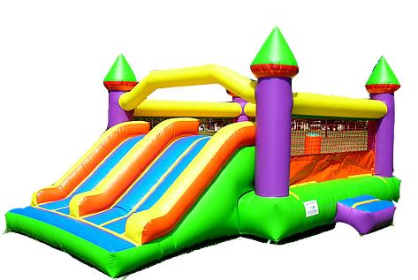 Castle and Slide 7m x 4.5m x 3.5m